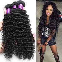 Wholesale Hot Bella Dream Hair Products Malaysian Deep Curly Hair Grade A Malaysian Hair Bundles Malaysian Deep Wave Human Hair Weave