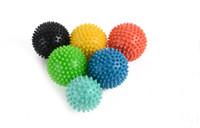 Wholesale Fitness PVC Spiky Body Massage Ball