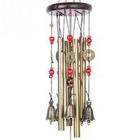 antique curtain poles - Amazing Tubes Bells Copper Alloy Outdoor Living Wind Bells cm Yard Garden Decor