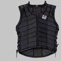Wholesale Equestrian Body Protector Horse Riding Safety Eventer Vest Protection Protective