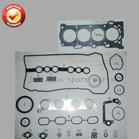 Wholesale 1zzfe Engine Full gasket set kit for Toyota Altis Matrix Corolla AVENSIS Rav4 II III MR2 L cc