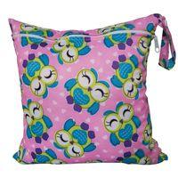 baby backpack stroller - diaper bag baby bag for mom stroller bolso maternidad women messenger bags backpack Zipper Waterproof changing wet bag Reusable