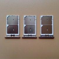 Wholesale original sim card slot for xiaomi redmi note for redmi note pro sim slot color in stock