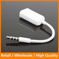 audio cord types - Male To mm Female Splitter to Cable Earphone Splitter Adapter Audio Cable Cords for Earphone iPhone SE s Plus