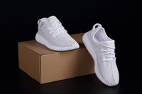 Cheap original Yeezy 350 Boost Tan Boost Top Quality Kanye West Yeezy 350 Men Women Yeezy Trainers Shoes Perfect Yeezy With Original Box