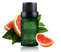 Wholesale Grapefruit Aromatic Compound Herbal Essential Oil Detoxification Lose Weight Natural Aromatherapy Girl Skin Body Beauty SPA Massage Oil