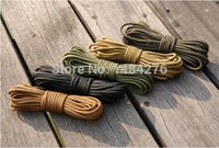 Wholesale Flyye M Multifunctional Survival Gear Climbing rope Escape rope Tactical Military Gear