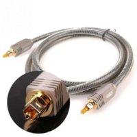 Wholesale Digital Optical Line Audio Cable Fiber Optic Cable Od8 Enthusiast M mm Fiber Cable for Speaker Amplifier CD DVD