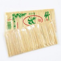 Wholesale Bamboo Toothpicks Oral Wooden Tooth Pick Care