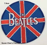 beatles patches - The Beatles Iron on Patch Badge embroidery patch embroidery patches logo embroidery patches embroidery patch for clothing