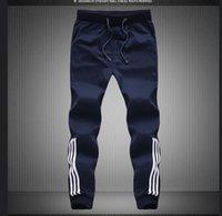 Wholesale autumn Men s Harem Pants Fashionable Personality Casual Hip Hop Dance Male Trousers joggers sweatpants big size XL