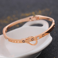 beads to buy - Real gold plating factory to buy women s favorite fashion latest euramerican style diamond encrusted bracelet two women s favorite colo