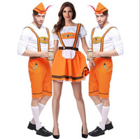 beer movie - 2016 New Arrival Oktoberfest Beer Lovers Suit Sexy Cosplay Halloween Costumes Uniform Temptation Club Party Clothing Hot Selling