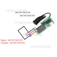 Wholesale wireless remote control Remote Switch v v DC A Relay Receiver Long Range Transmitter m Power Switch