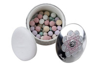Wholesale 2016 Top Brand Powder Ball Meteorites Poudre Visage Pearls Powder Face Powder g Loose Powder Have Color