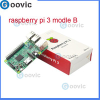 Wholesale 2016 Hot Sale Raspberry Pi Model B Version with Wifi and Bluetooth rpi B board