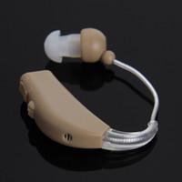 best elder - 1pc Rechargeable Best Digital Hearing Aids In Ear Deaf Sound Amplifier Adjustable Tone Ear Amplifier for the Elder hearing Loss