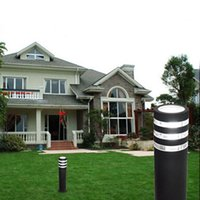 Wholesale 80pcs led garden Lawn lamp lights AC85 V yard lights led street outdoor light Landscape Aluminum waterproof HQ