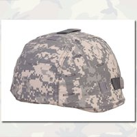acu equipment - MICH Helmet Cover For Head Protector Equipment Emerson Parts Combat Airsoft Paintball Tactical Cover EM1806 ACU