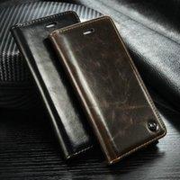 Shayn pour le cas de galaxie S7 Le portefeuille luxueux de cas de support de carte d'investissement soutient la couverture pour la galaxie S7 G9300 de Samsung avec la fonction de support pour l'iphone 6