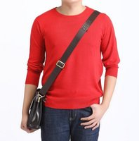 Wholesale new high quality polo brand men s winter twist sweater knit cotton sweater jumper pullover sweater fashion