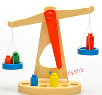 balance or scale - Balance scale children s educational toys years early childhood education teaching aids weight balance plus or minus E