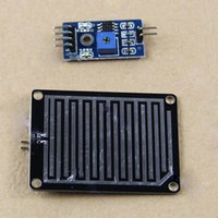 Wholesale PC Detection Sensor Rain Weather Module Raindrops Moduel Humidity For Arduino