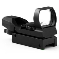 Wholesale New Arrival x All Metal Three Tendons SLR Camera Sight Vector Optics Reflex Red and Green Dot Sight Scope With mm