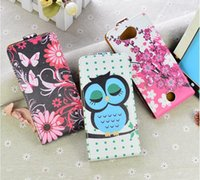 acer ups - High Quality Vertical UP And Down PU Painting Pattern Leather Case for Acer Z530 S55 S57 Z520 Z410 Z5 and so on