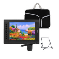 art carry bags - Huion H610 Pro quot USB Art Drawing Graphics Tablet Pen Pad Carry Bag Phone Stander