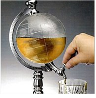 Wholesale DHL OR EMS L Globe Beer Dispenser Portable Creative Bars Restaurants Canteens Globe Juice Machine