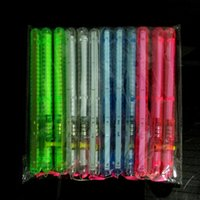 Wholesale 3000pcs Multi Color LED Flashing Glow Wand Light Sticks LED Flashing light up wand Birthday Christmas Party festival Camp novelty toys jy563