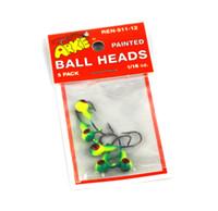 Wholesale New pack Jig Lead Fishing Lure Metal Head Hooks Fishing Tackle CM G OZ jy792