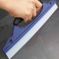 Wholesale Silicone Water Wiper Scraper Blade Squeegee Car Vehicle Windshield Window Washing Cleaning Accessories HA10438