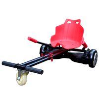 Wholesale hoverkart Go karting for electric scooter skateboard Smart balancing steering wheel for hover board Gokart accessries for electric scooter