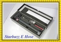 Starbuzz Single Multi E Hose Kit 2200mAh 18650 Battery Starbuzz E Hose Huge Vapor Starbuzz Rechargeable Electronic Cigarette Kit VS Vape O Pen CE3 Kits