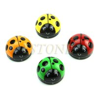 Wholesale Cute Minute Ladybug Timer Easy Operate Kitchen Useful Cooking Timer Ladybird Shape Y102
