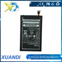 batteries moto - MOTO EV40 Cell Phone Battery Buil In V mah Li ion replacement battery Long Standby Suit For moto XT926 max DHL