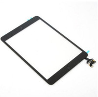 Wholesale For iPad Mini Panel with Digitizer New Touch Screen Glass including no IC connector free DHL Shipping