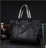 Wholesale Guest polly head layer cowhide man bags Genuine leather men s bags The new fashion package Business casual handbags