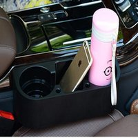auto shelf - Auto Car Multifunctional Shelf For Beverage Holder Slot Plug Water Carrying Boxes Triad Stowing Tidying Interior Accessories