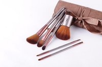 beauty travels - MSQ Travel Makeup Brushes Kit Face Care Soft Synthetic Hair Acrylic Handle With Canvas Beauty Case