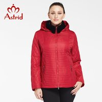 Wholesale Astrid New Winter Fashion Casual Jacket Woman Plus Size High Quality Autumn and Winter Jackets Women Coats Big Size AM