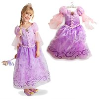 Cheap Rapunzel Costume dress Best rapunzel princess dress