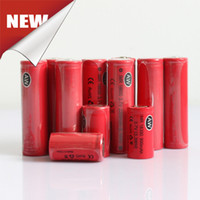aw free - 18350 AW Battery Flat Top IMR Limn Rechargeable Battery V mah mah A For Mechanical Mod Fedex Free Ship