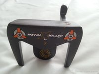 Wholesale brand new ORIGINAL AUTHENTIC oem factory golf club metal milled putter freeshipping