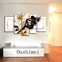 artist oil paint colors - Artist Directly Supply High Quality Modern Abstract Light Colors Nude Lady Oil Painting On Canvas Abstract Naked Oil Painting