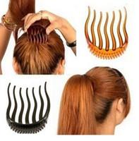 Precio de Estilos de trenzar el pelo de la muchacha-El labrar del pelo del clip del fabricante del bollo del palillo de las mujeres de la muchacha de la trenza de pelo de la herramienta caliente Accesorios