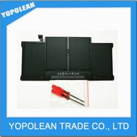 Wholesale A1405 Laptop Battery For Apple MacBook Air quot A1369 A1466 Battery MC503 MC504 new