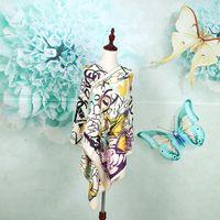 designer wool scarves - Warm Scarf Female Vintage Fashion New Cashmere Scarf Shawl CHA Brand Designer Scarves